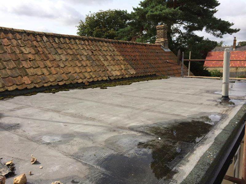 Flat To Pitched Roof Conversions Stamford Roofing